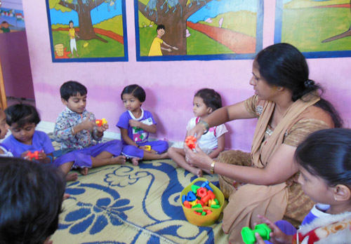 Day care school in Uttarahalli